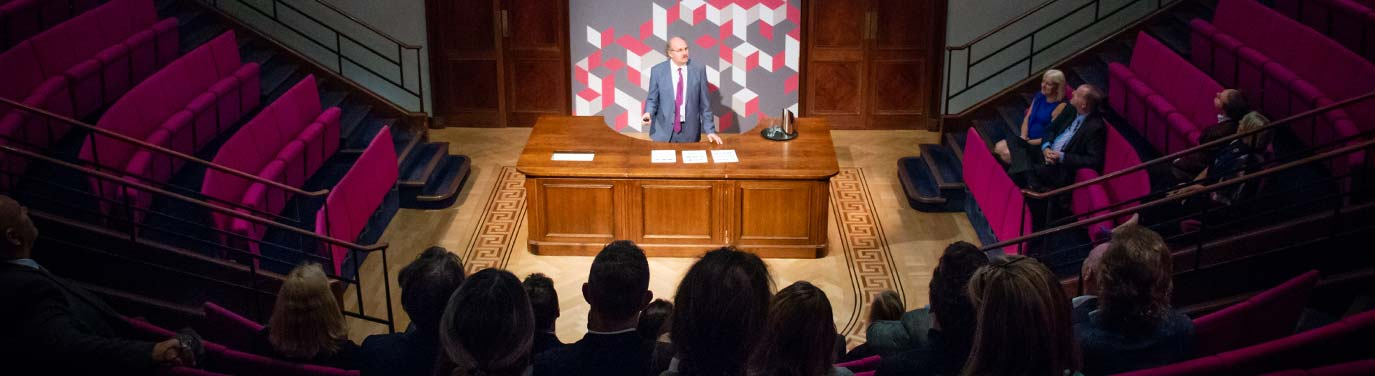Event photography in London: Product launch at The Royal Institution​